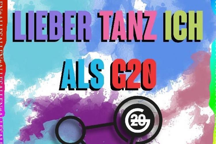 G20 Newsletter – Infos zu den Protesten gegen den G20-Gipfel im Juli 2017 in Hamburg