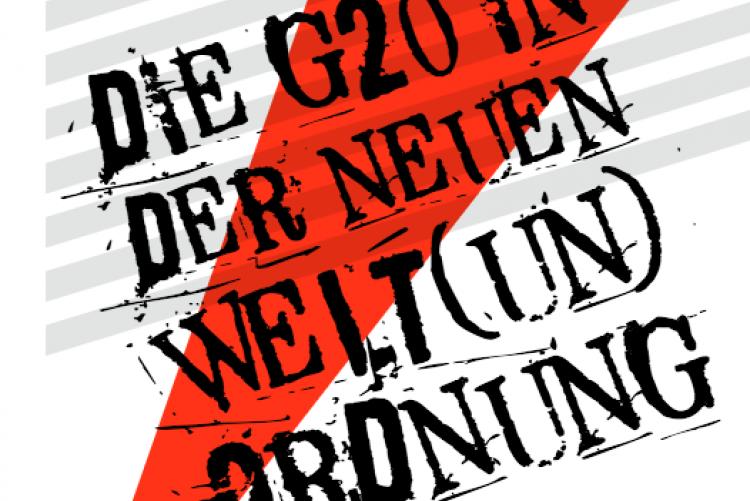 Veranstaltungsreihe der  Rosa Luxemburg Stiftung Hamburg  zur Kritik der G20