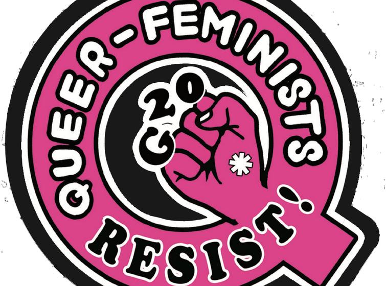 Queer-Feministische Organisisierung gegen den G20 Gipfel in Hamburg!