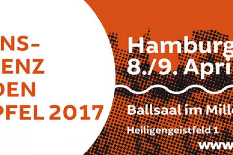 2. G20-Aktionskonferenz am 8./9. April 2017 in Hamburg