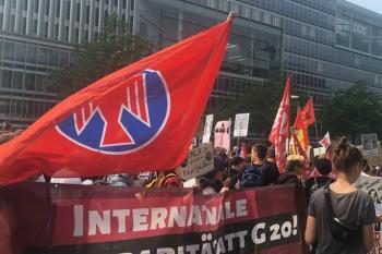 Offener Brief zur Anti-G20-Demo: Zeit für Solidarität - Zeit für Demokratie und Aufklärung