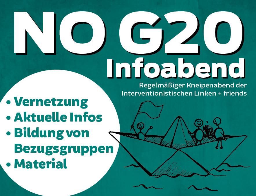 Kein G20-Gipfel in Hamburg im Juli 2017