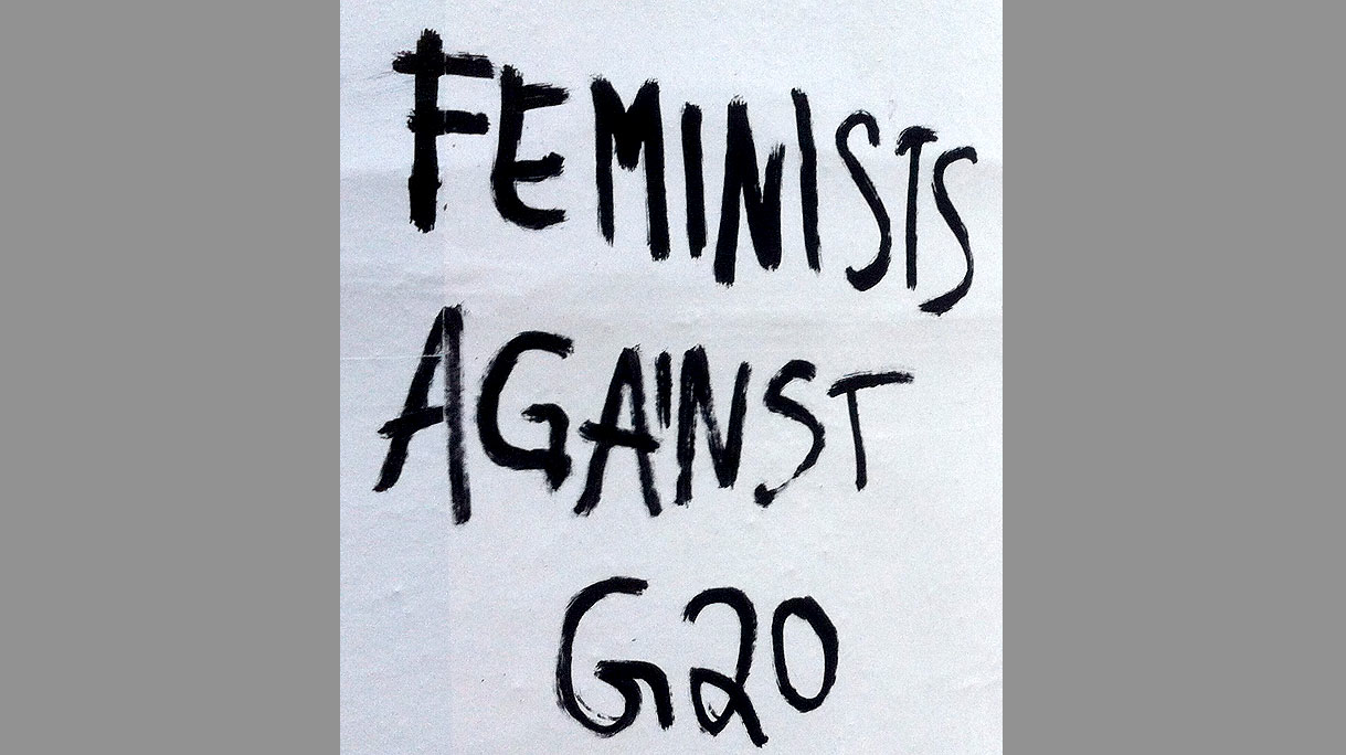 Feminists-against-G20